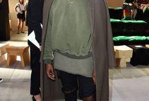 Kanye / Fashion icon <3