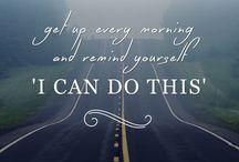 Inspiration / Inspiring quotes, photos...