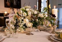 Floral Inspiration / Flowers that compliment any event and give it the finishing touch.