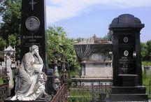 Armenian Cemetery in Botoșani, Romania