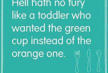 Parenting LOL's