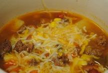 Soup/ Stews/ Gumbo Recipes / by Linda Trask