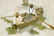 African American Romantic Black Art Print Collection