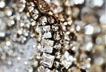 Silver Weddings / Silver details and sequins that make the wedding day style shine