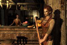 Fantasy tavern