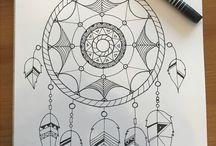 Drawings / My doodles