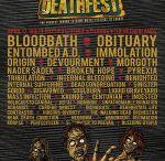ORIGIN, MORGOTH NA FESTIWALU NEUROTIC DEATHFEST 2015