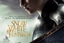 Snow White and The Huntsman Inspiration / by Sarah StarTrek