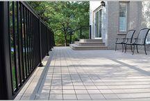 Oakville: Backyard Retreat Deck