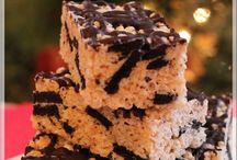 Carrés Rice Krispies aux biscuits Oréo