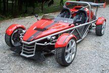 Go Go Project Car