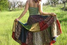 Bohemian Patchwork  Fashion