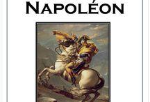 Napoléon / Lapbook sur Napoléon, de l'Association Carpe Diem