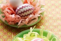 easter eggs & decorating