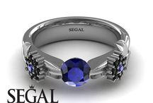 Unique Engagement Ring / Unique engagement ring for your love