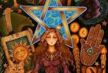 wiccan art