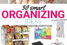 smart organising ideas