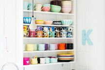 Home: Kitchen Decor / by Suheiry Feliciano