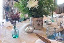 Table Settings, Designs & Styles