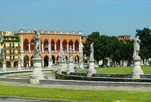 Padova / A Vezúvtól az Amalfi partokig /körutazás/