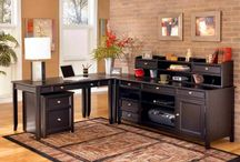 Home Office Ideas / by Jennifer Bolger