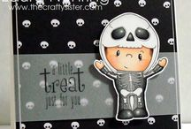 Halloween and Spooks- C.C. Designs / All Halloween and spooky images from C.C. Designs