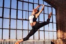 Gymnastics and dance
