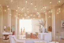 Lighting / Inspiration for lighting and light fixtures.