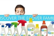 Termékek / Ecover öko, környezetbarát és egészségbarát tisztítószerek, mosószerek.