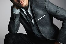Let's Talk About Michael Fassbender / by Becca Coy