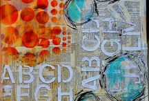 Art Journaling / by A Jewel Filled Life