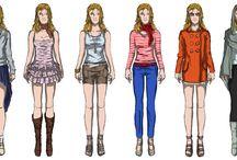 Fashion / fashion design