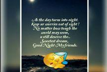 Goodnight Quote