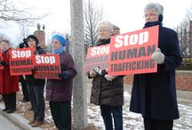 Nat'l Human Trafficking Awareness Day 2015 / For the 8th consecutive year, local  Catholic Sisters representing sixteen congregations in the Greater Boston Area gathered with over 150 sisters, associates, and many friends on January 11, 2015, to mark this national day and pray for an end to human trafficking, also known as modern-day slavery.