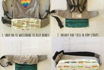 Organic Baby Products by Narra Nest / Baby blankets, swaddles, baby wearing accessories and more!