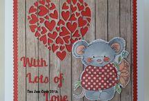My cards - Valentine
