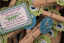 Monster Inc Baby Shower Ideas