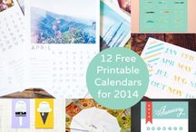 Calendars / by Mallory Cases