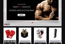 OpenCart Templates / LoftyTemplates is a professional OpenCart Ecommerce Website Templates.