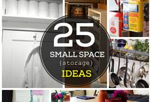 Home - Storage ideas
