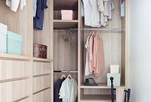 Clothes room