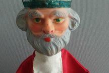 Sinterklaas poppen / Sinterklaas poppen