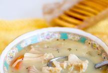 Soups on! / by Julie Hoover