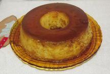 Pudim de Tapioca / Este pudim é delicioso, a receita está em meu site www.paneladechocolate.com.br