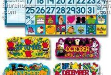 Preschool Calendar / by MaryBeth Collins