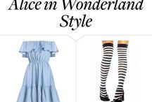 Alice in wonderland for Pip