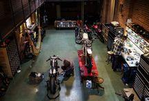 Workshops & Sheds