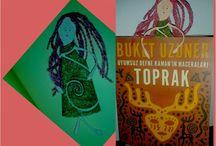 Bookmark-Kitap Ayracı / handmade-Elemeği-El Yapımı