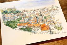 Portugal Sketchbooks