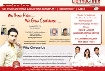 DermaClinix Offer / DermaClinix offers skin and hair treatment in affordable prices.